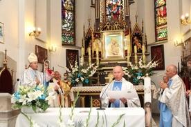 Ogłoszenie dekretu o erygowaniu sanktuarium maryjnego w Bruśniku